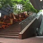 Centrium Stairway